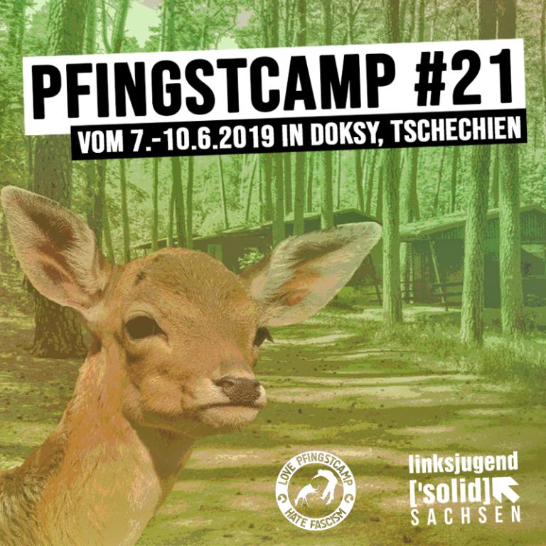 pfingstcamp linksjugend solid sachsen 7.-10.6. Doksy
